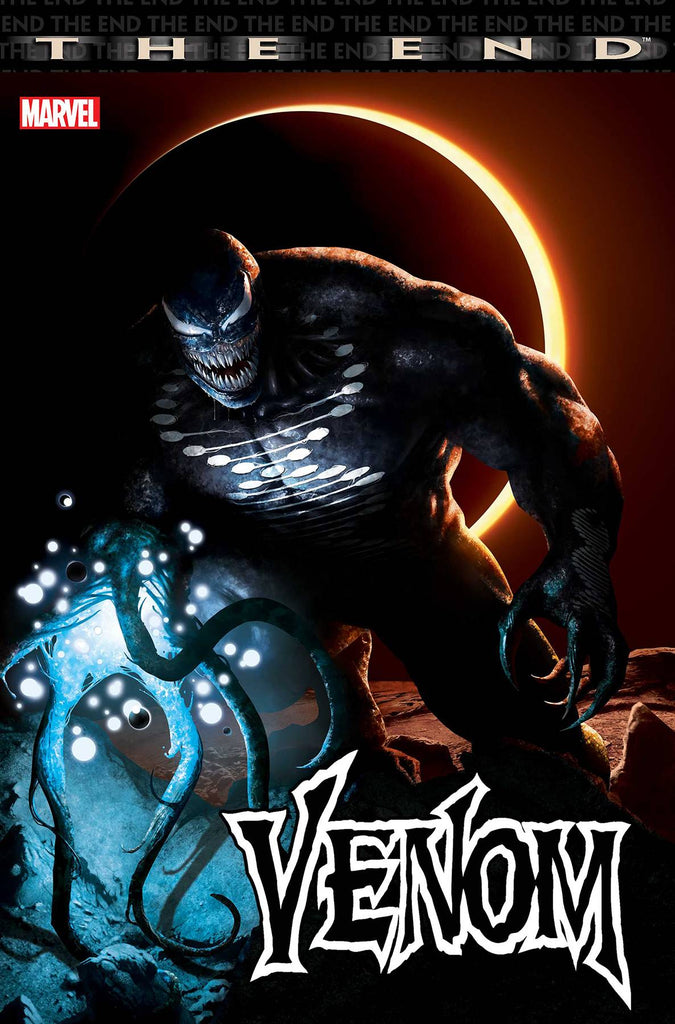 VENOM THE END #1 Collector's Pack Pre-order
