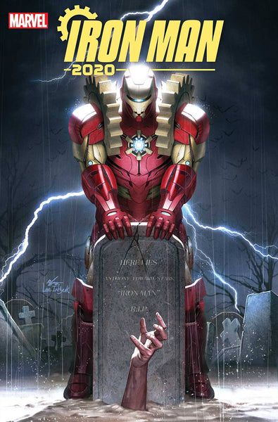 IRON MAN 2020 #1 Collector's Pack Pre-order