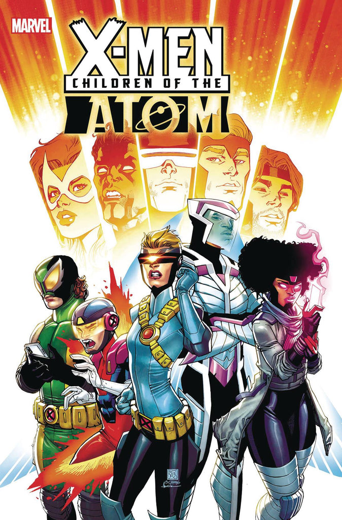 CHILDREN OF THE ATOM #1 Collector's Pack Pre-order