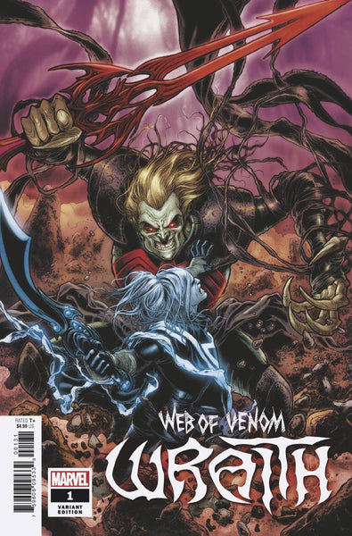 WEB OF VENOM WRAITH #1 Collector's Pack Pre-order