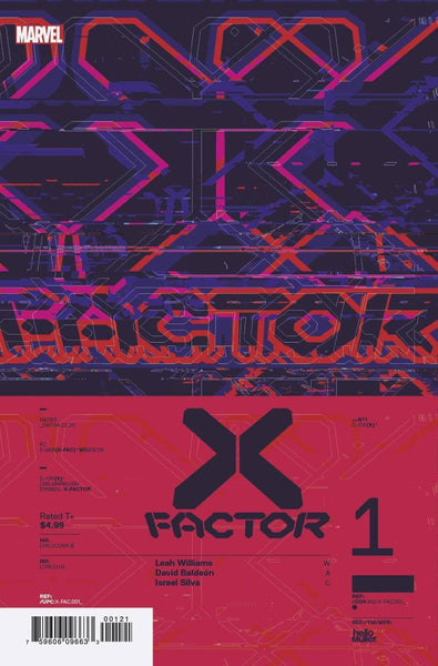 X–FACTOR #1 Collector's Pack Pre-order