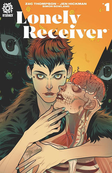 LONELY RECEIVER #1 Collector's Pack Pre-order