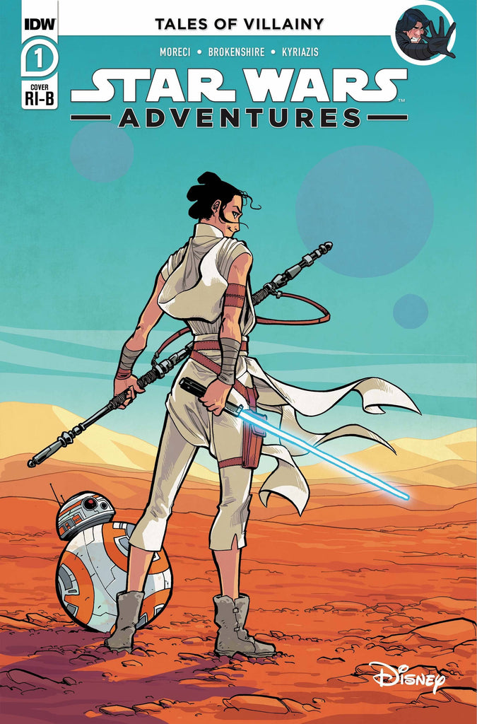 STAR WARS ADVENTURES #1 (2020) Collector's Pack Pre-order