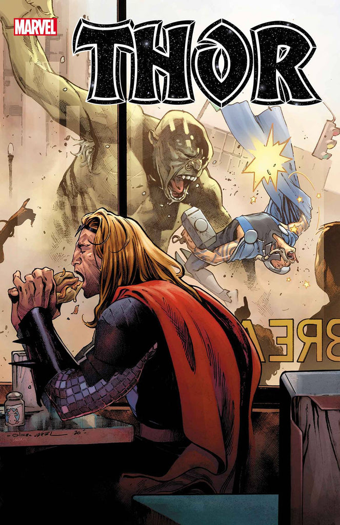 THOR #8 Collector's Pack Pre-order