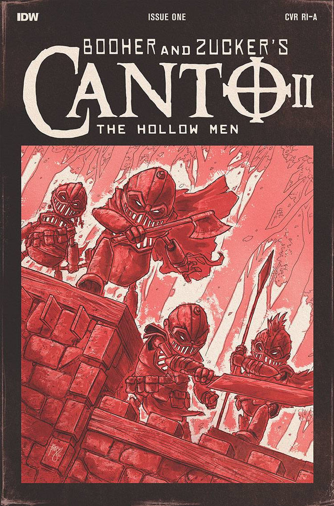 CANTO II HOLLOW MEN #1 Collector's Pack Pre-order