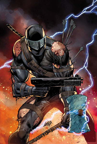 SNAKE EYES DEADGAME #1 - 5 Issue Set - Pre-Order