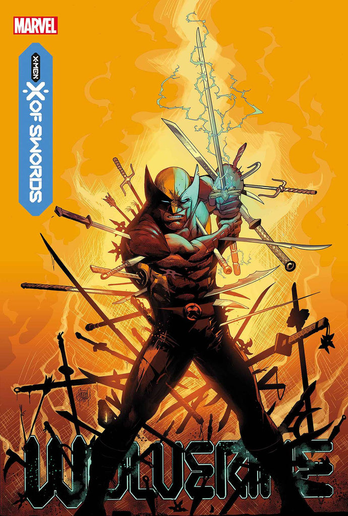 WOLVERINE #6 - X OF SWORDS CHAPTER 3 Pre-order