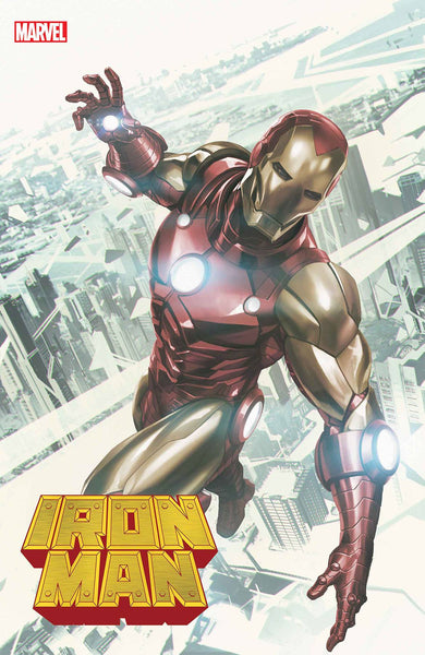 IRON MAN #2 Collector's Pack Pre-order
