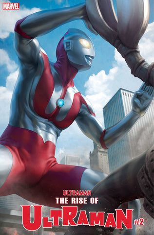 THE RISE OF ULTRAMAN #2 Collector's Pack Pre-order