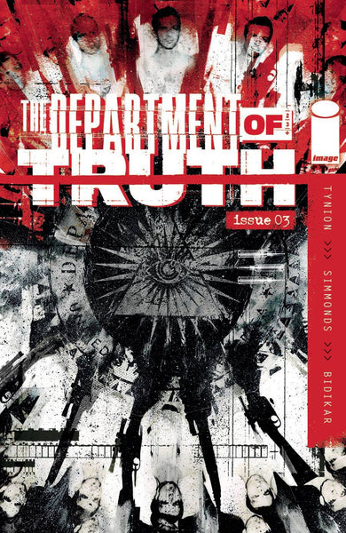 DEPARTMENT OF TRUTH #3 Collector's Pack Pre-order