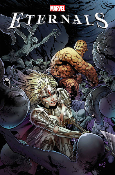ETERNALS #1 Collector's Pack Pre-order