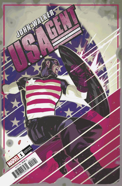 U.S. AGENT #1 Collector's Pack Pre-order