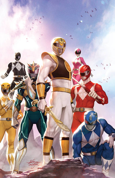 MIGHTY MORPHIN #1 Collector's Pack Pre-order