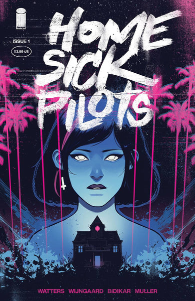 HOME SICK PILOTS #1 Collector's Pack Pre-order