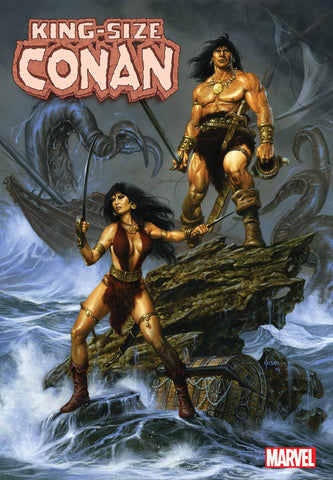 KING-SIZE CONAN #1 Collector's Pack Pre-order