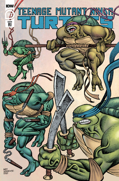 TMNT ONGOING #113 Pre-order