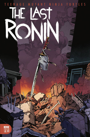 TMNT THE LAST RONIN #3 Collector's Pack Pre-order