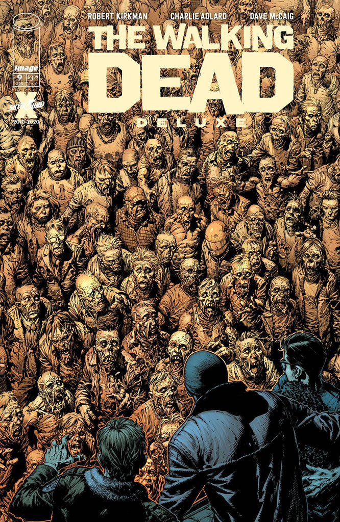 WALKING DEAD DELUXE #9 Collector's Pack Pre-order