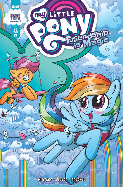 My Little Pony Friendship is Magic #96 PRE-ORDER
