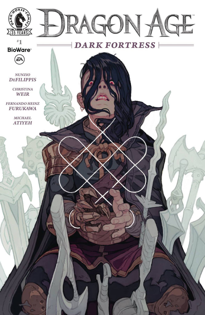 DRAGON AGE DARK FORTRESS #1 PRE-ORDER