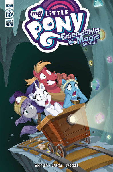 MY LITTLE PONY FRIENDSHIP IS MAGIC 2021 ANNUAL PRE-ORDER