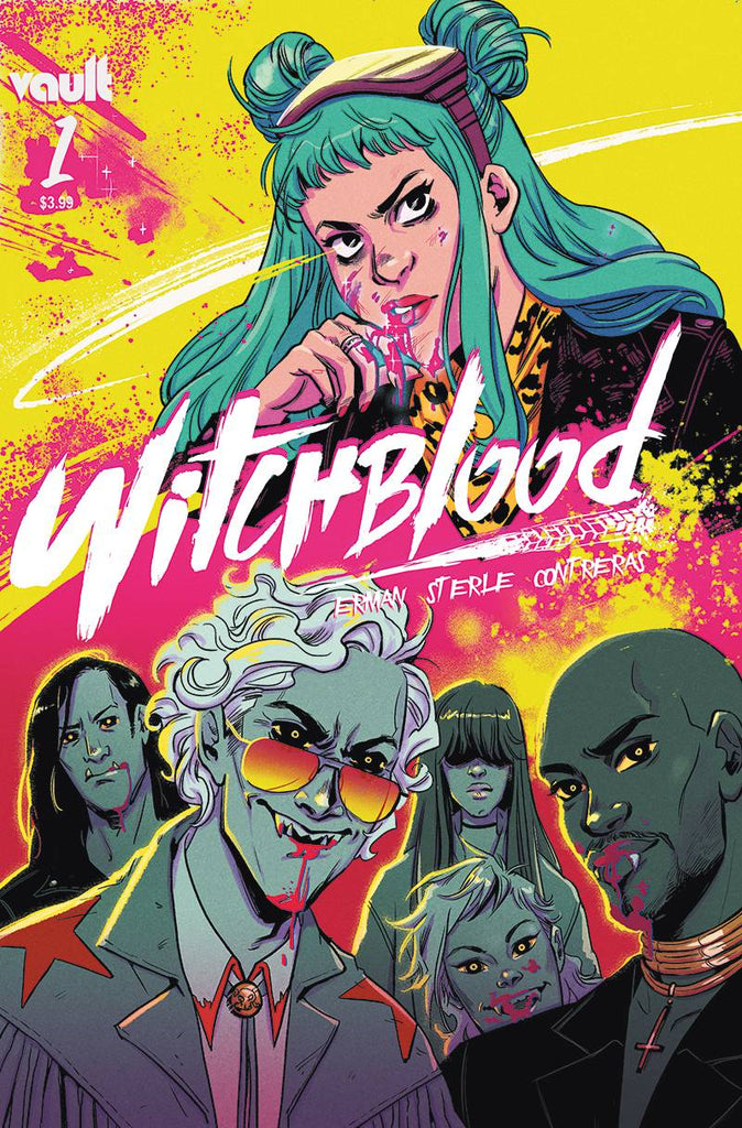 WITCHBLOOD #1 PRE-ORDER