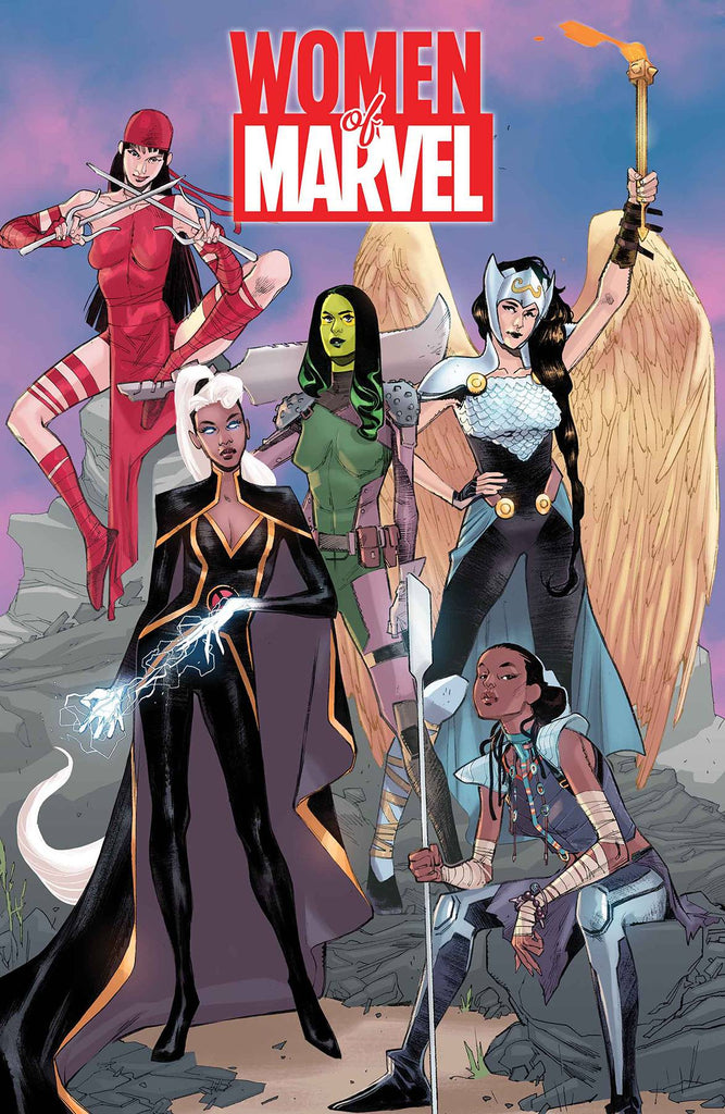 WOMEN OF MARVEL #1 PRE-ORDER