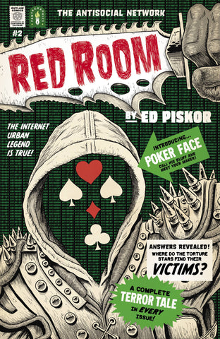 RED ROOM #2 PRE-ORDER