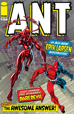 ANT #12 PRE-ORDER