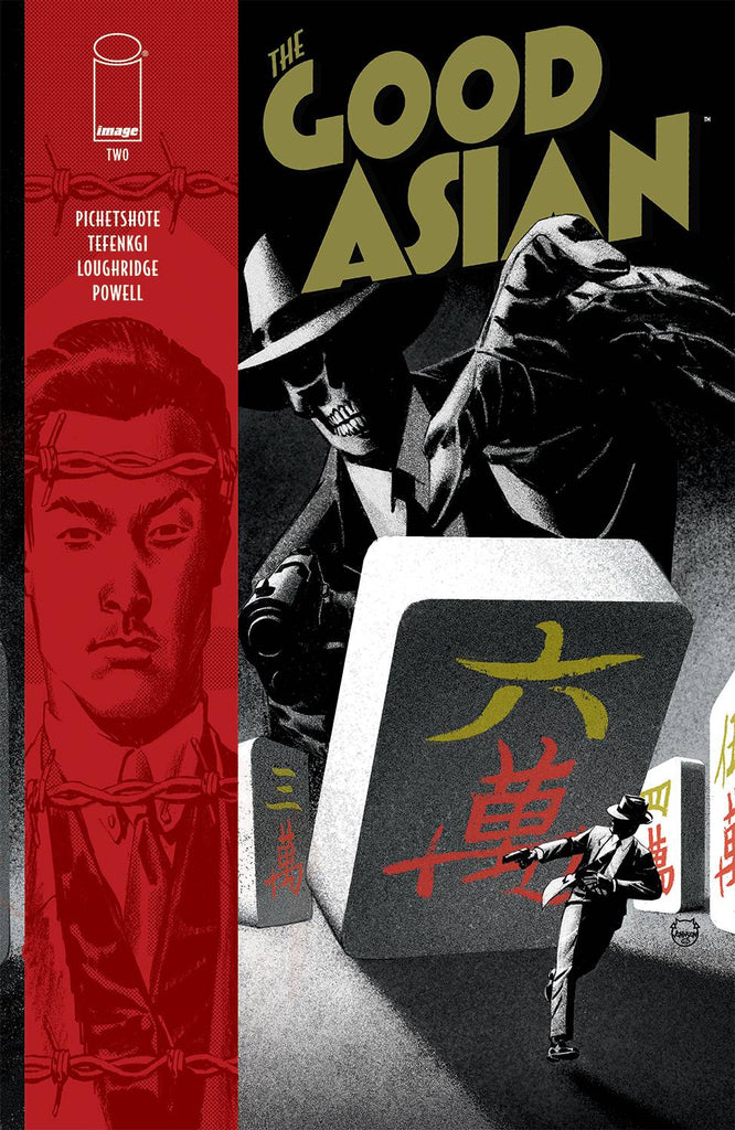 THE GOOD ASIAN #2 PRE-ORDER