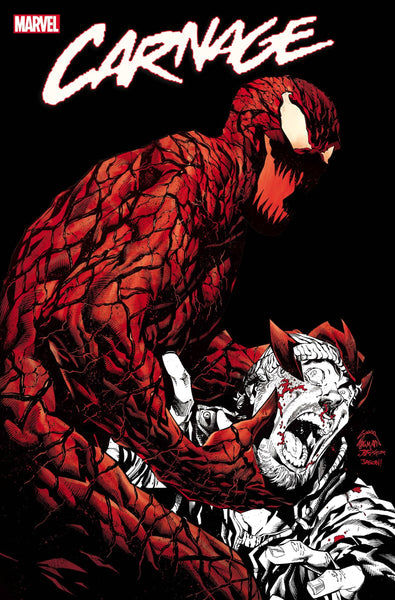 CARNAGE BLACK WHITE & BLOOD #4 PRE-ORDER