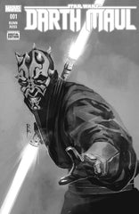 STAR WARS DARTH MAUL #1 1:100 SKETCH VARIANT COVER Pre-order