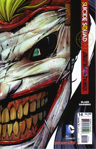 SUICIDE SQUAD #14 (NEW 52) JOKER