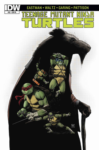 TMNT ONGOING #52 RI VARIANT
