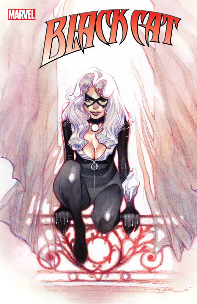 BLACK CAT #2 Collector's Pack Pre-order KING IN BLACK