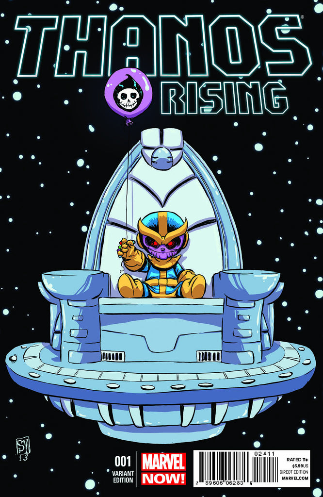 THANOS RISING #1 Skottie Young Variant
