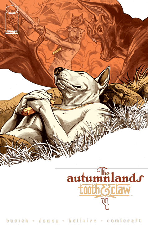 AUTUMNLANDS TOOTH & CLAW #4