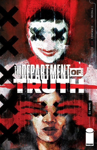 DEPARTMENT OF TRUTH #9 PRE-ORDER