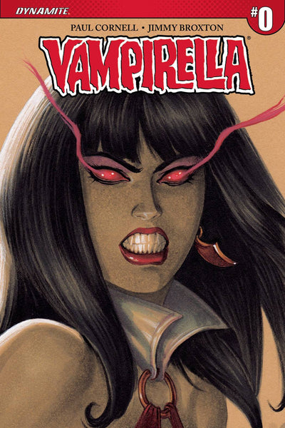 VAMPIRELLA #0 Collector's Pack - J. Scott Campbell