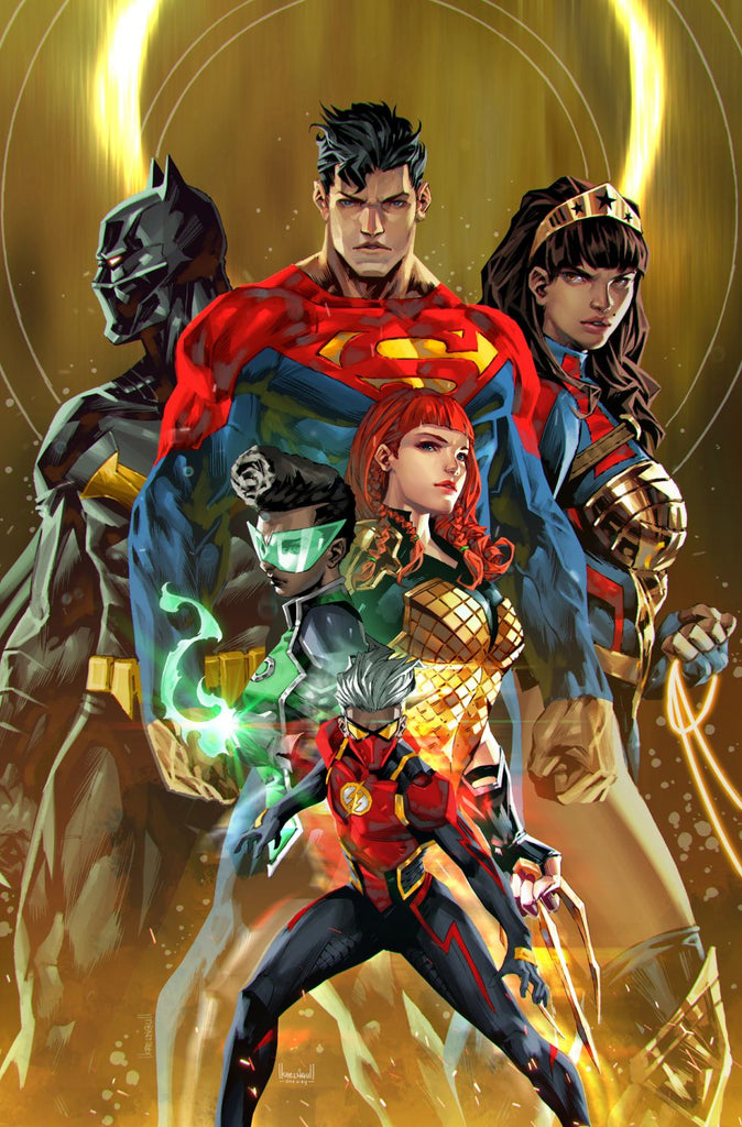 JUSTICE LEAGUE #2 Collector's Pack Pre-order
