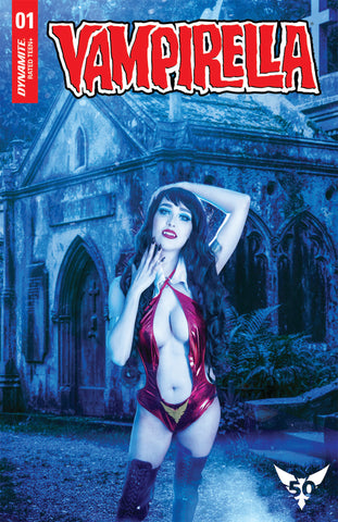 VAMPIRELLA #1 Exclusive Cosplay Variant Cover