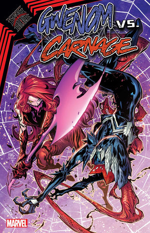 KING IN BLACK GWENOM VS CARNAGE #2 Collector's Pack Pre-order