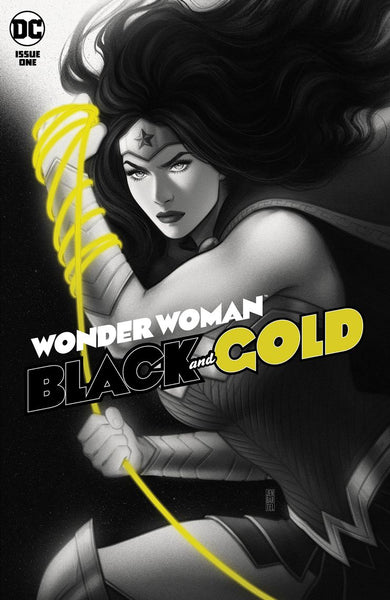 Wonder Woman Black & Gold #1 PRE-ORDER