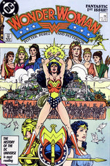 WONDER WOMAN #1 to #62 by George Perez