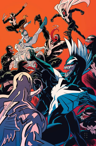 X-MEN PRIME #1 ANKA VENOMIZED VAR