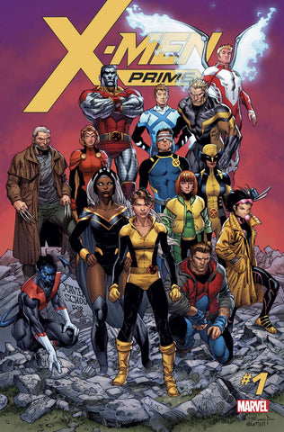 X-MEN PRIME #1 Variant Cover Set PRE-ORDER