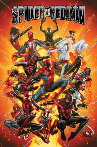 SPIDER-GEDDON #1 Collector's Pack Pre-order