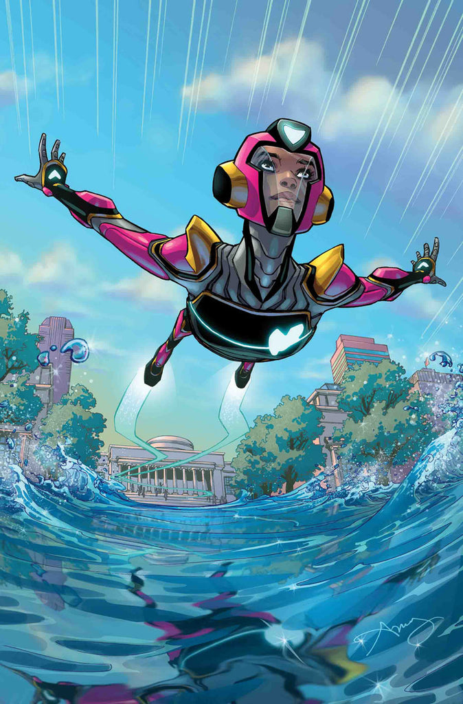 IRONHEART #1 Collector's Pack Pre-order