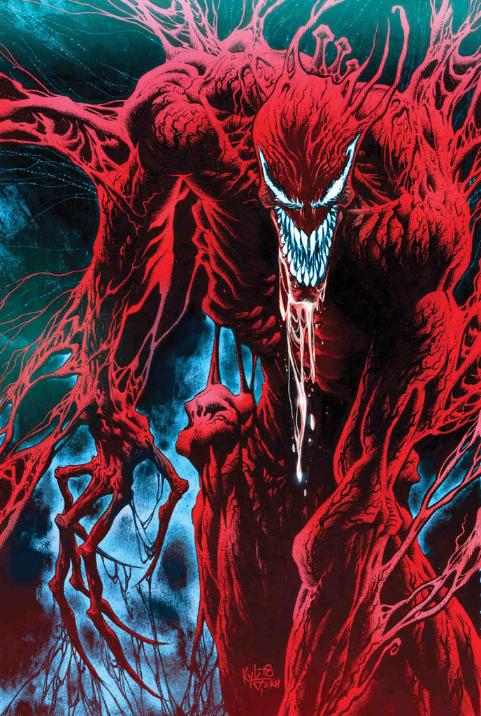 WEB OF VENOM CARNAGE BORN #1 Collector's Pack Pre-order