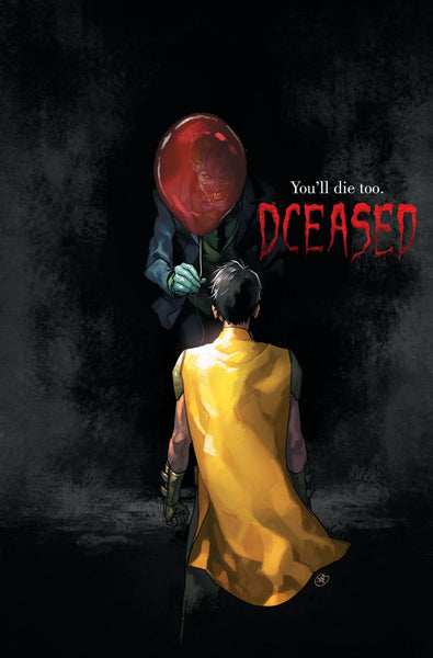 DCEASED #1 Collector's Pack Pre-order